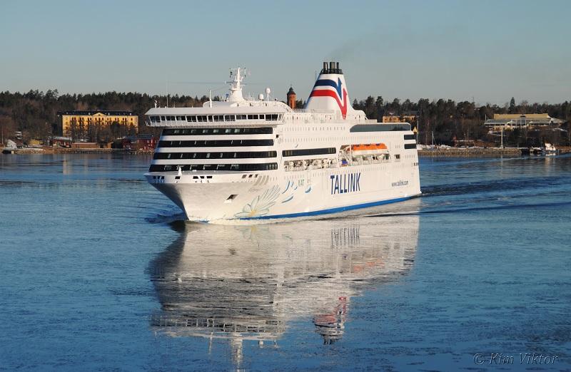 Baltic Princess och Eckerö 256 - Kopia