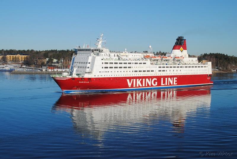 Baltic Princess och Eckerö 310 - Kopia