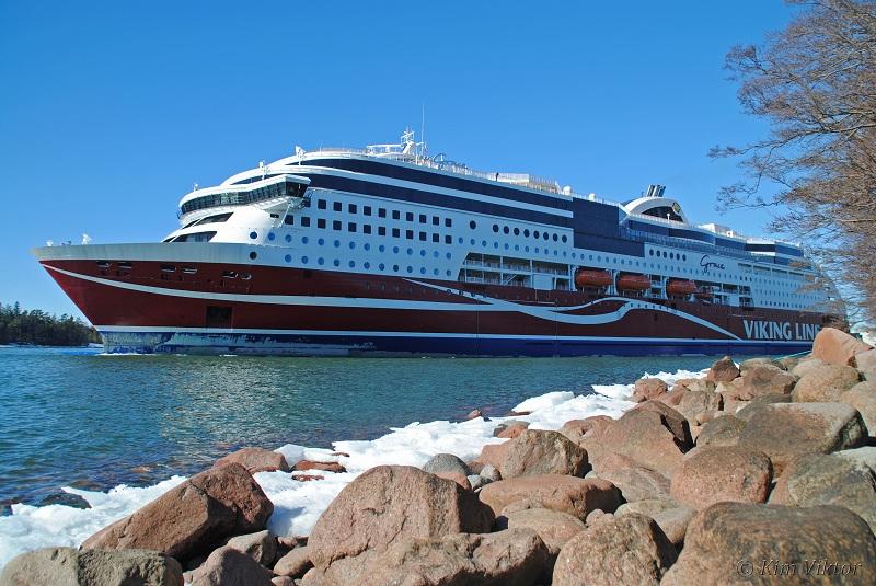 Baltic Princess och Eckerö 689 - Kopia