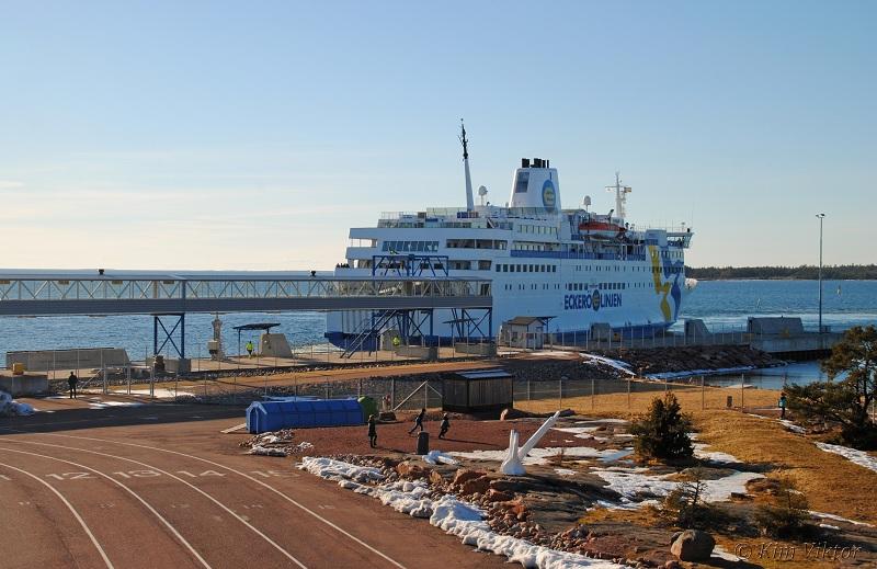 Baltic Princess och Eckerö 736 - Kopia