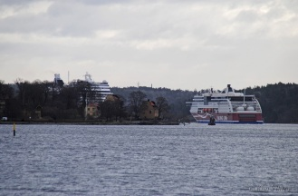 Viking Grace och MSC Musica