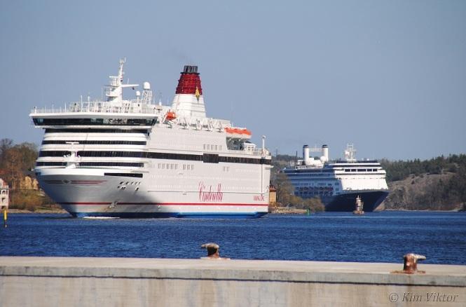 Cinderella och Rotterdam