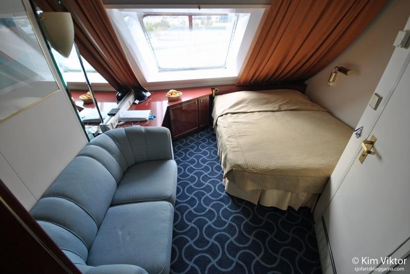 De luxe cabin 2016.10