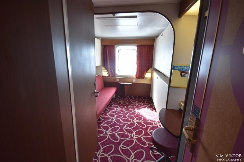 A cabin 2019