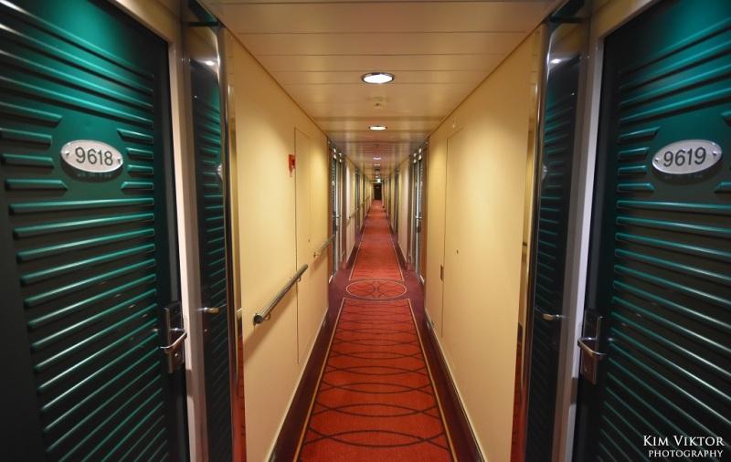 Cabin corridor 2019